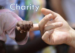 marketing charity program